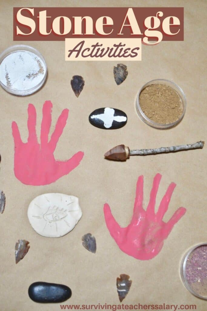 Stone Age Activities for Kids