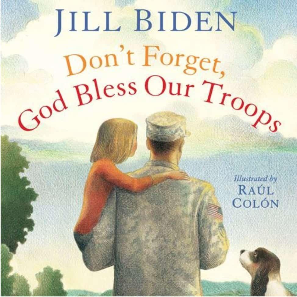Dr. Jill Biden's children book