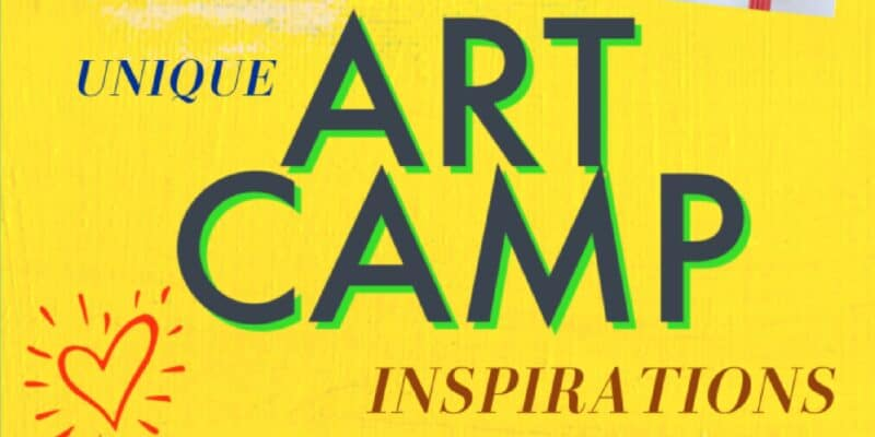 art camp ideas