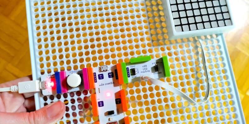 Sphero STEAM littleBits project