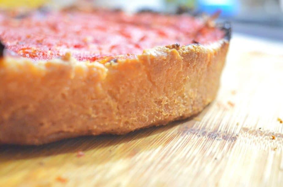 thick gluten free pizza crust